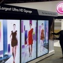 LG Señalización digital:  Ultra High-Definition 4K