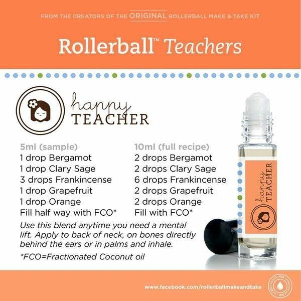 Teachers have a huge impact on the energy levels in the classroom. Keep your energy levels up with a mental lift using pure therapeutic, Essential Oils. Bergamot, reduces tension, stress and lessens s
