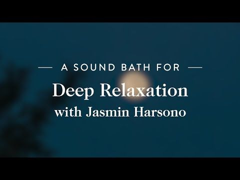 holistic healer jasmin harsono works on a vibrational