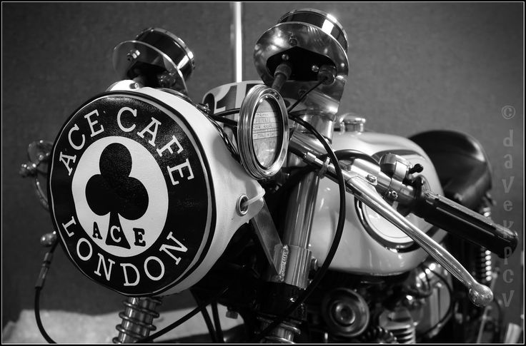 Café Racer at Stafford Classic Bike Show - not at the Ace Café!  Please feel free to check out my Flickr Café Racer album:-  flic.kr/s/aHsjuHyhRs  ..and / or my British Bike set..:-  flic.kr/s/aHsjtYggw5