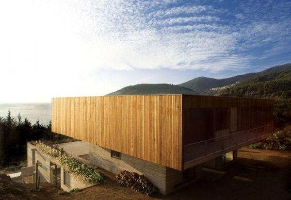 El Pangue House - similar squared feel