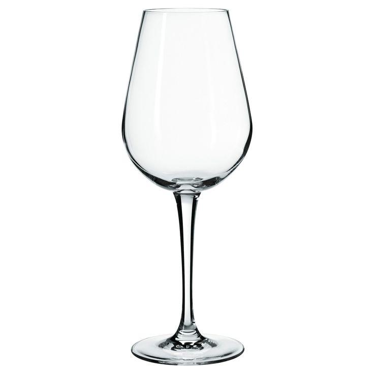 HEDERLIG Bicchiere da vino bianco - IKEA