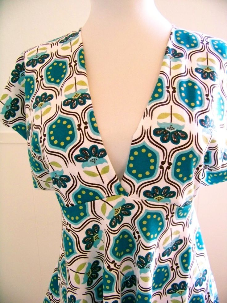 Empire Waist Blouse Pattern ..... I love this cut, someday I'll be good enough to make one!