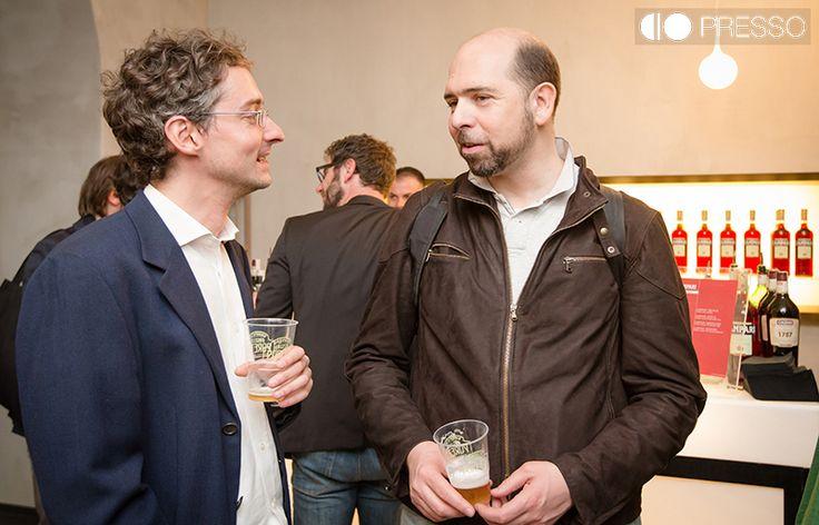 Armando Garosci con Campari, casa dello Chef by PRESSO, Milano www.presso.it