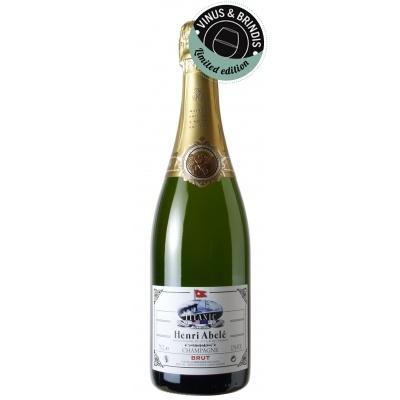 """""""El Champagne es el vino francés por excelencia. Alegre, petulante, ruidoso, escandaloso, mujeriego y fanfarrón.""""    Julio Camba.    henri-abele-titanic-edition-champagne-edicion-limitada"""