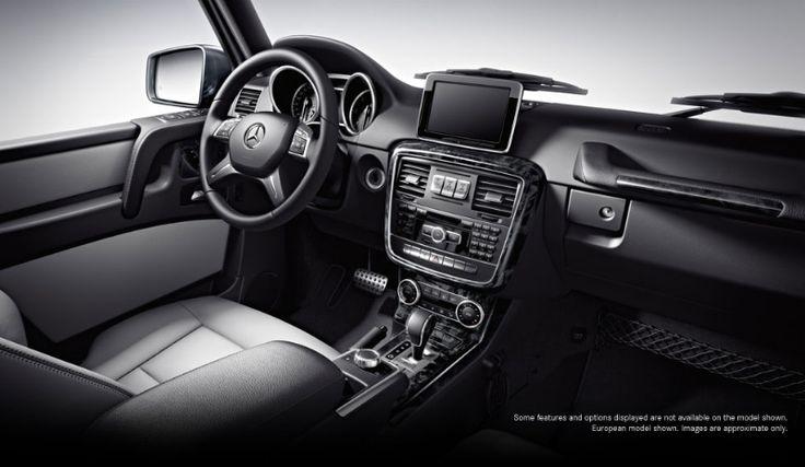 25 best ideas about mercedes g wagon interior on pinterest