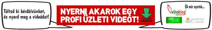 Profi üzleti videó 3 nap alatt - Videó, ami elad - Akár meg is nyerheted... | www.reklam-rajzfilm-video.com