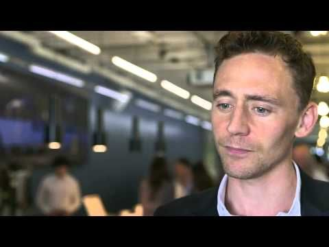Tom Hiddleston on Only Lovers Left Alive. British Film Institute.