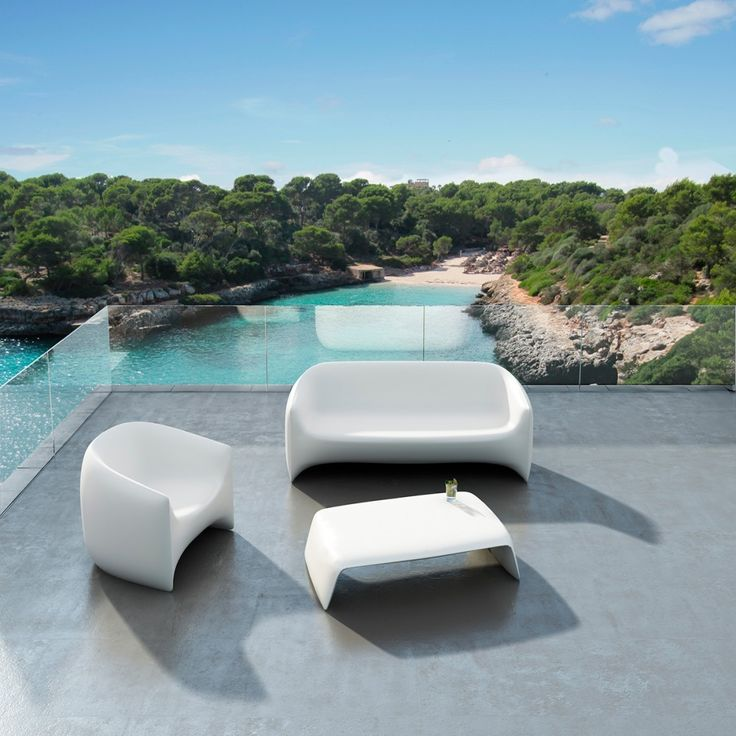 Blow Lounge Chair, Outdoor Lighted Furniture Design At Cassoni.com
