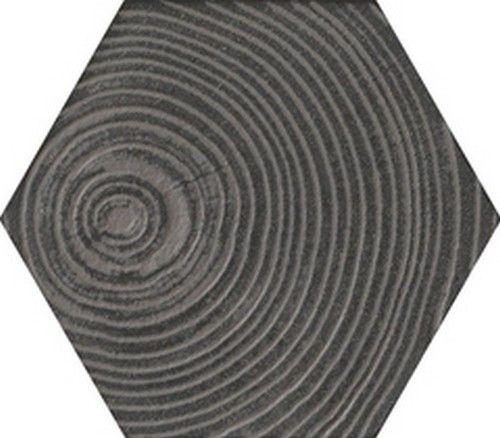 #Settecento #Matiere Hexa Stile Arbre Grey 11x12,6 Cm 760044 | #