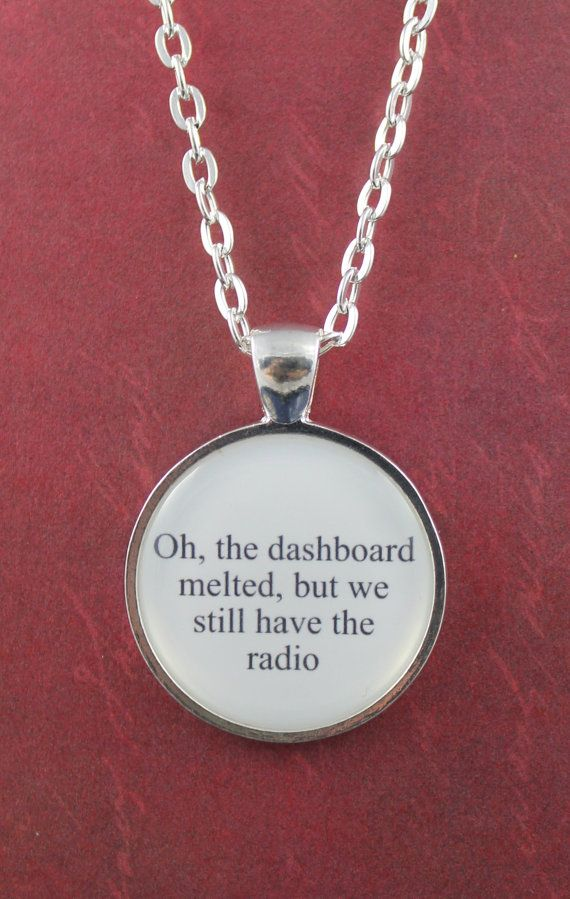 Modest Mouse  Dashboard  Lyrical Quote by ShakespearesSisters, $9.00