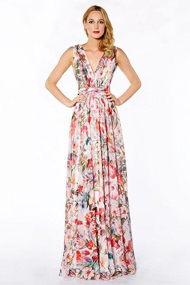 Mejores 40 imágenes de Vestidos Invitada Perfecta en Pinterest ...