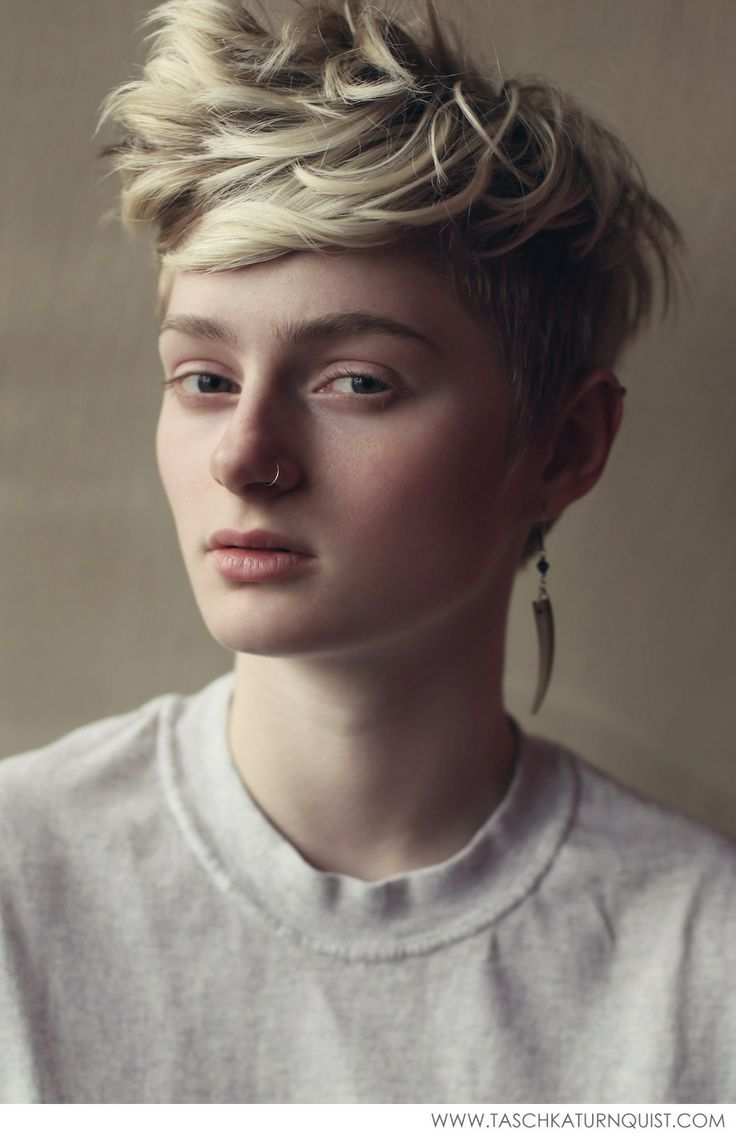 style haircuts for hair 22 best images about androgynous on 2708