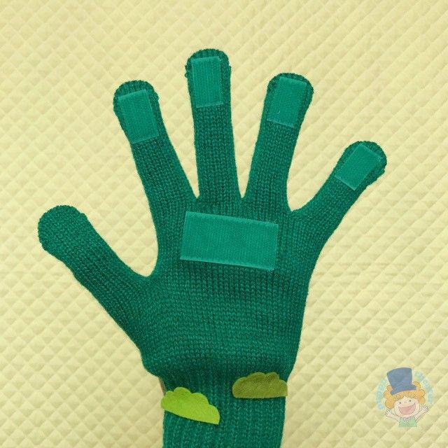 さんびきのコブタの手袋シアター Pupputheater ハンドメイドの保育教材 手袋シアターのお店 Powered By Base 2020 手袋シアター 手袋 保育