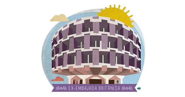 Detrás de la Fachada (nº13): ex sede de la Embajada Británica (tomada por Casa Decor 2013) [22 de mayo de 2013]