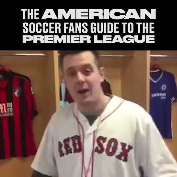 The American Soccer Fan's guide to the Premier League! The American Soccer Fan's...