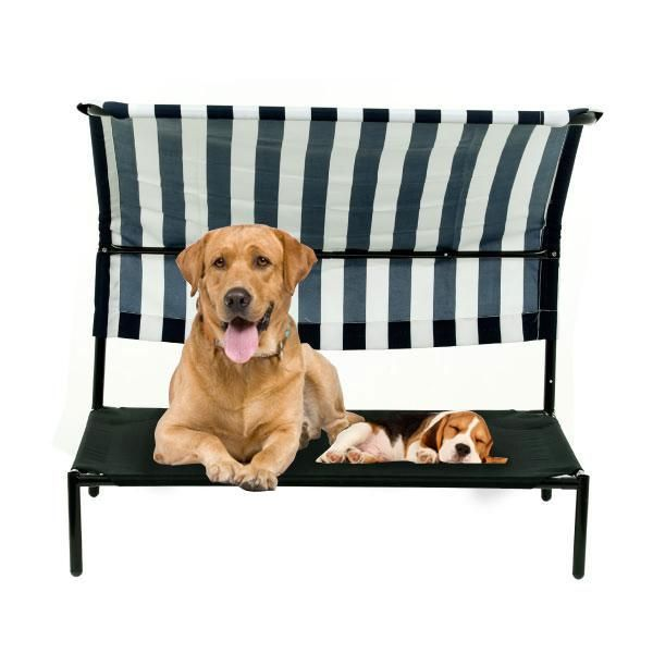 Main product photo of Large Pet Bed with Sunshade