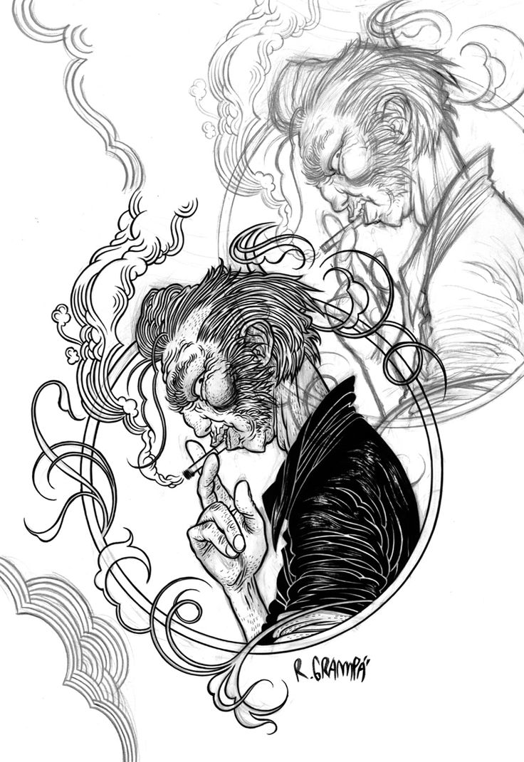 MD_DK_cover_sketch