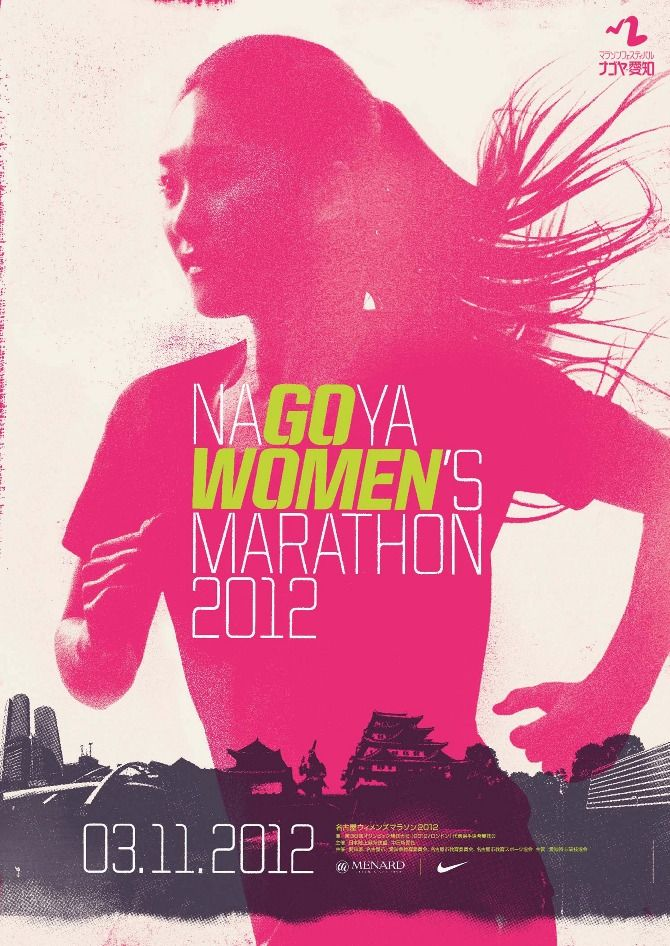 Nike Women Motivational Posters