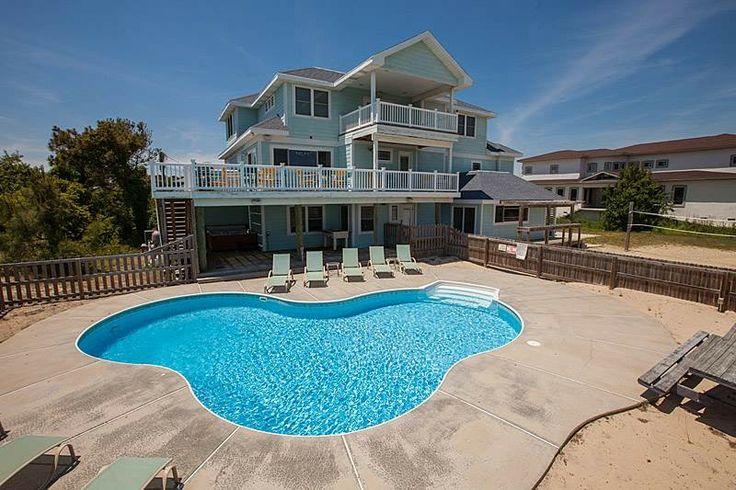 Virginia Beach Vacation Rental - VRBO 3649615ha - 8 BR Hampton Roads House in VA, A Wish Upon a Star: 8 BR / 8.0 BA House in Virginia Beach.  SLEEPS 22!!!