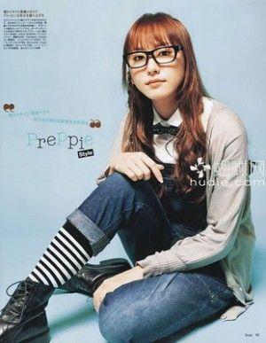 新垣結衣 出典:hk-glassesgirl.blogspot.com新垣結衣 【画像あり】メ