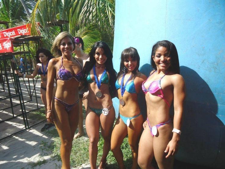 Fisicoculturismo femenino El Salvador