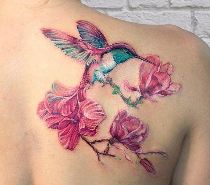 28 Best Watercolor Hummingbird Tattoo Designs Page 6 The Paws Hummingbird Tattoo Mom Tattoos Hummingbird Flower Tattoos
