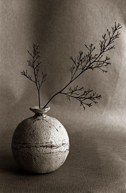 ★ Pam Shino | vase with Nandina bloom | photo: Jeff Voorhees