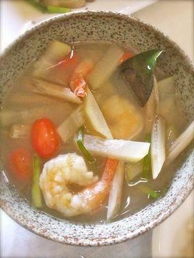 エビの酸っぱいスープ@カンボジア by シュルツィ [クックパッド] 簡単 ...