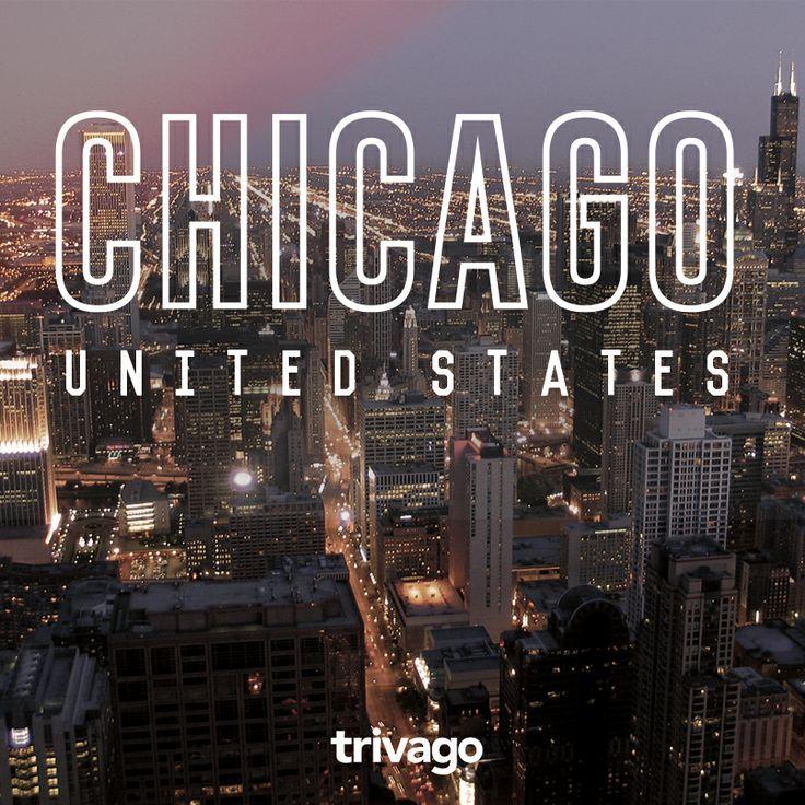 Οι 11 πιο αγαπητές πόλεις στον κόσμο! Η δική σου είναι στη λίστα; trivago.gr #mostlovedcities #reputationranking #chicago #UnitedStates #USA