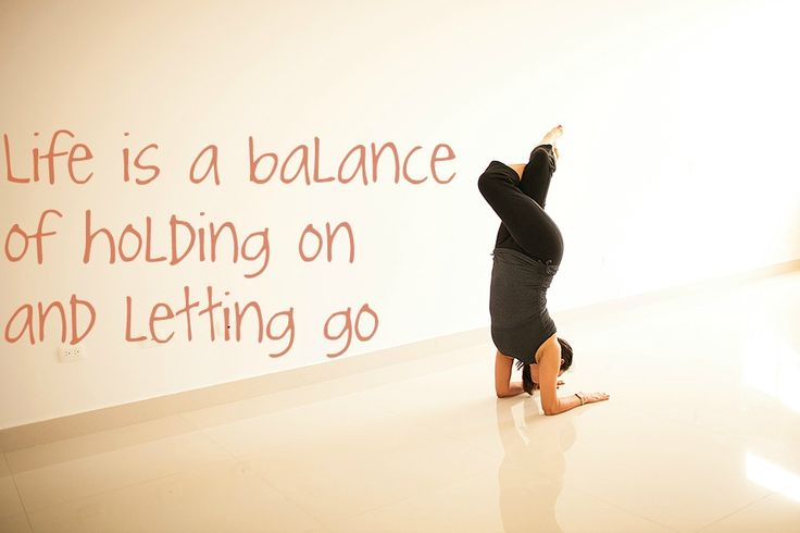 yoga quotes about balance - photo #4