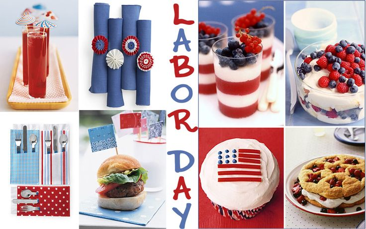labor day decorations ideas