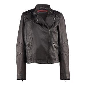 Blouson en cuir   Blousons et manteaux   Comptoir des Cotonniers ouh gosssssh 360€ want it!