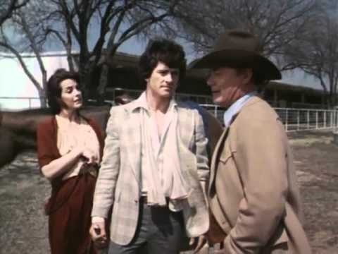 A Moment from the Original Dallas Series (2)