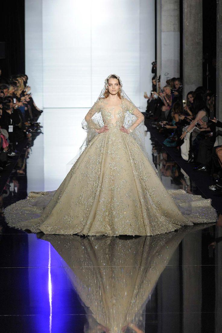Zuhair Murad Spring 2015 Couture