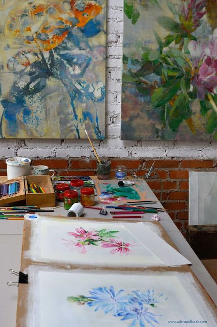 Atelier Adam Poltorak: Work in progress