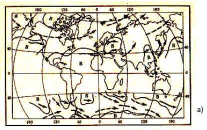 Fluctuations of the Global Atmospheric Circulation in the XX-XXI Centuries