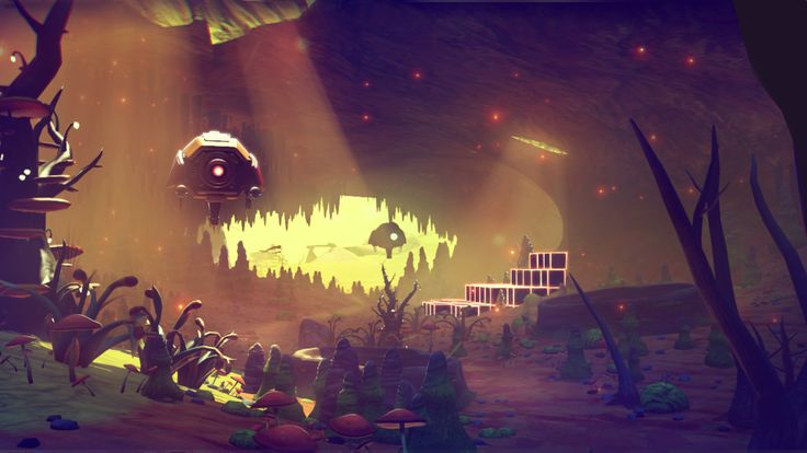 New No Man's Sky Images Surface Ahead of E3 2015 Showcase - GameSpot