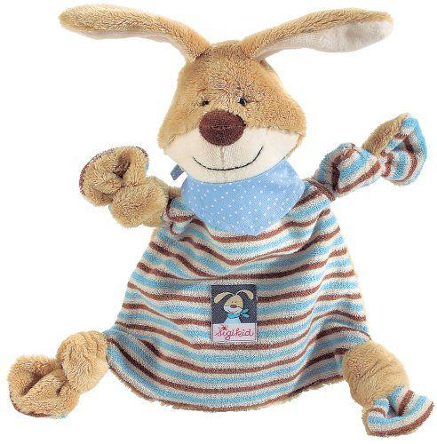 """Süßes neues Schnuffeltuch """"sigikid 47893 - Schnuffeltuch Semmel Hase, Größe: 27 cm"""" hier kaufen: http://www.schnuffeltuch.net/sigikid-47893-schnuffeltuch-semmel-hase-groesse-27-cm/    #Schmusetuch #Baby #Kuscheltuch #Babyspielzeug"""