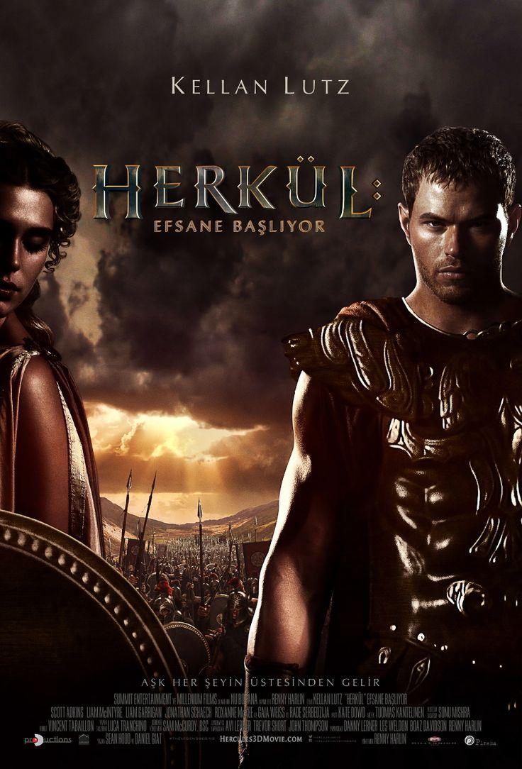 #Hercules #TheLegendBegins