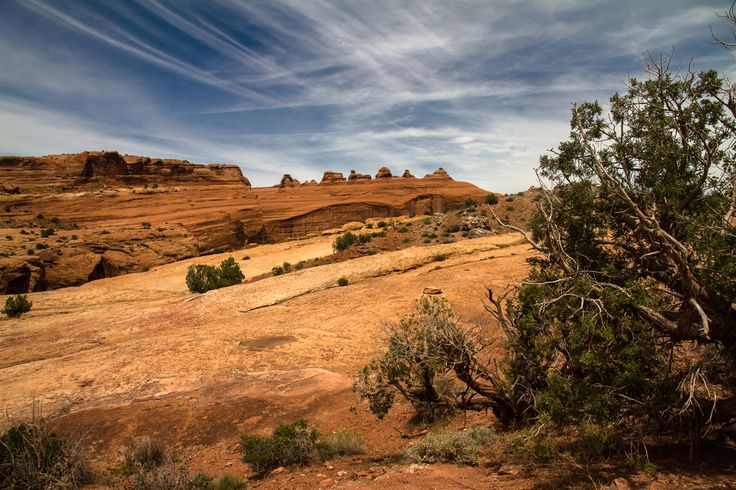 Arches National Park #arches http://hikersbay.com/go/usa