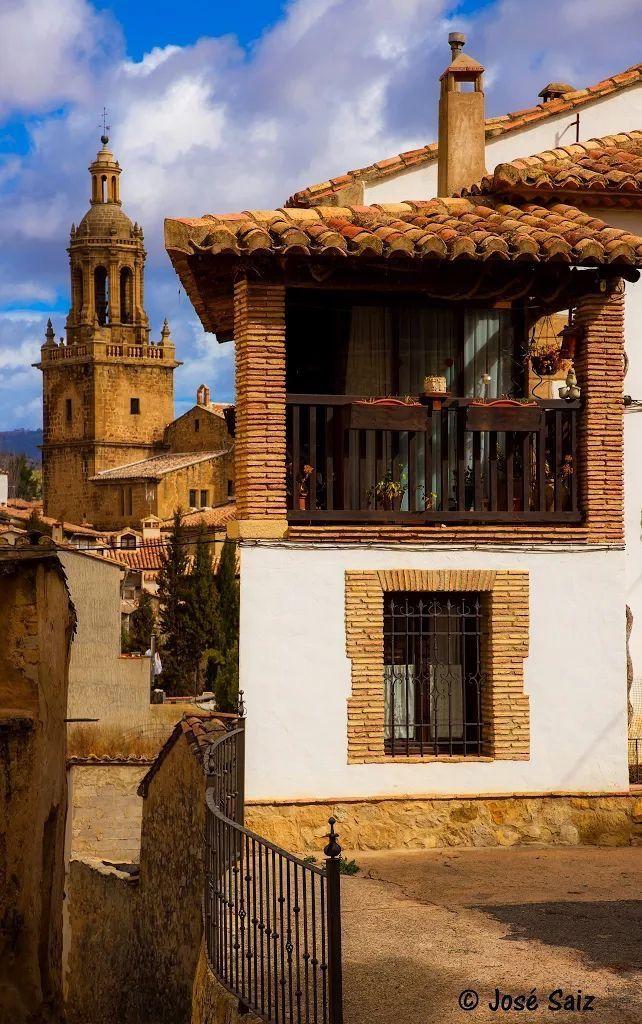 Rubielos de Mora. Comarca Gudar-Javalambre. Teruel. Spain.