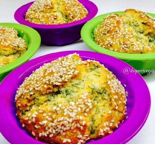 Sıcacık dereotlu peynirli kek yapmak isteyenler tariften yararlanabilirler.
