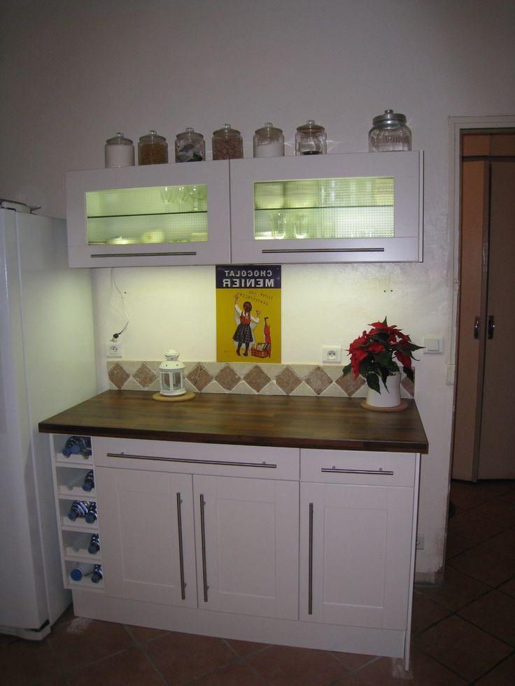 meuble rangement cuisine ikea. Black Bedroom Furniture Sets. Home Design Ideas