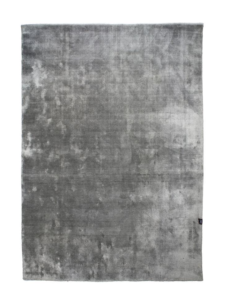 Köp Velvet Tencel Matta 140x200 Silver - Classic collection
