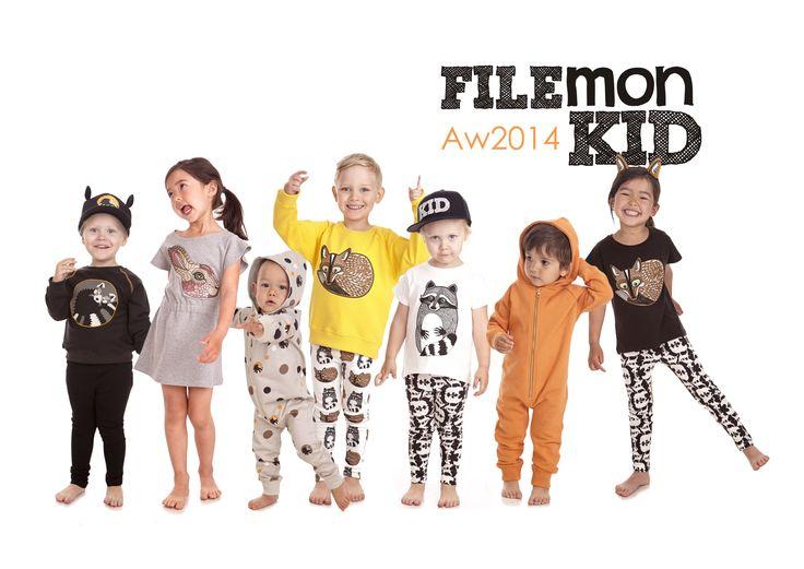 Filemon Kid a/w 14