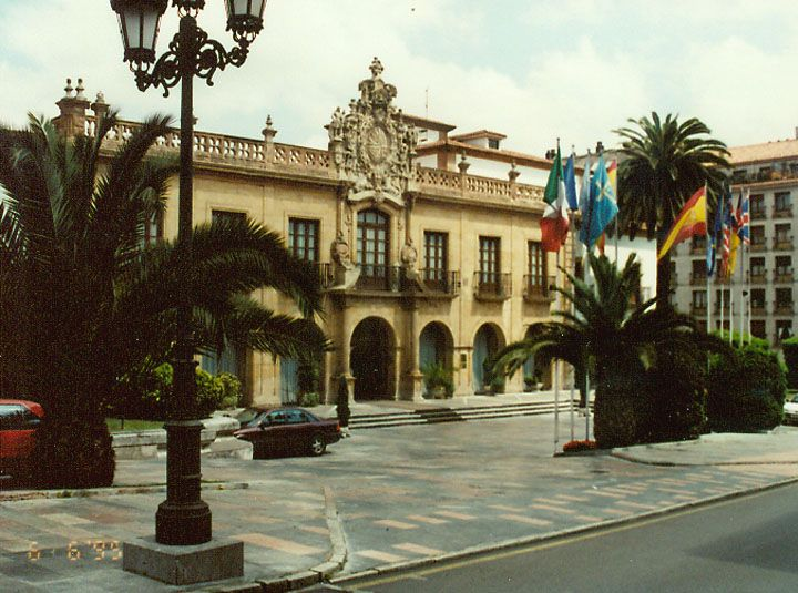 Parador de Oviedo, Principado de Asturias, España