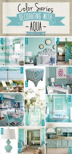 Best 25+ Aqua bedroom decor ideas only on Pinterest | Coloured ...