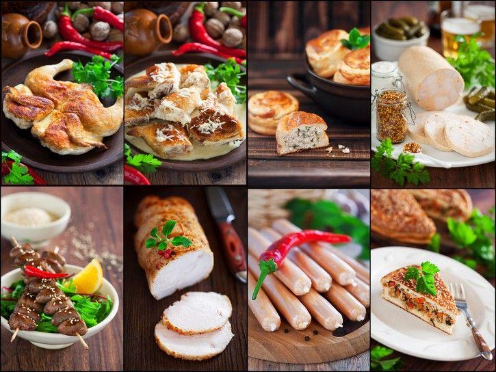 Чкмерули (цыпленок табака с молочно-чесночным соусом) http://lenatolstik.livejournal.com/124791.html