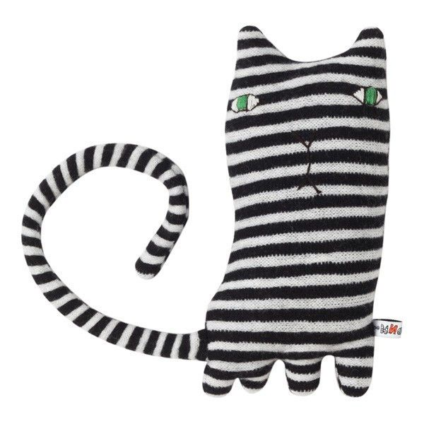 Mono Cat looks like a plushie I made last year,a little donna wilson or bobby dazzler style